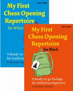 My First Chess Opening Repertoire for White and Black