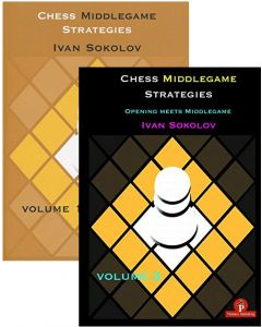 Chess Middlegame Strategies Volume 1 - 3: Save 10% on Three Volumes Combined