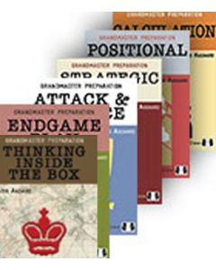 Grandmaster Preparation: The Series (Paperback) 6 books