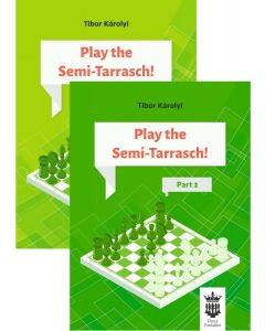 Play the Semi-Tarrasch! Two Volumes Combined: Save 10% on two volumes
