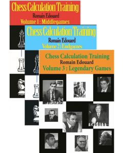 Chess Calculation Training 1, 2 & 3