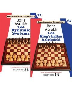 Grandmaster Repertoire 2A + 2B: Save 10%  on Two Volumes Combined
