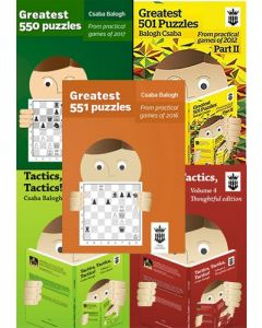 Greatest Chess Puzzles - Seven Volumes