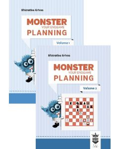Monster Your Endgame Planning Volume 1 & 2: Save 10%  on Two Volumes Combined