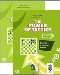 The Power of Tactics 1 + 2: Save 10% on Two Volumes Combined!