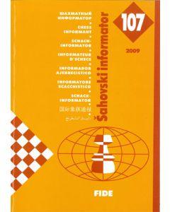 Chess Informant 107: Games played between September - December 2009
