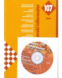Chess Informant 107 (book + CD): Games played between September - December 2009