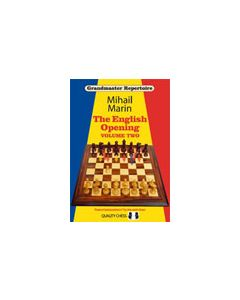 Grandmaster Repertoire 4 - The English Opening, Vol. 2: All Black's replies to 1.c4 Except 1...e5 and 1...c5.
