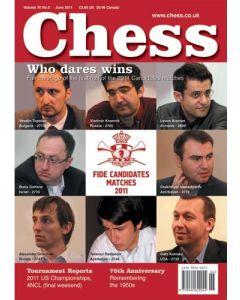Chess Magazine - June 2011: Who Dares Wins