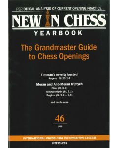 Yearbook 46 hardcover: The Grandmasters Guide to Chess Openings