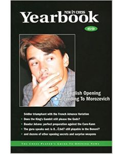 Yearbook 69 hardcover: The English Opening According to Morozevich
