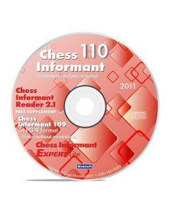 Chess Informant 110 Book + CD: Games played between September - December 2010