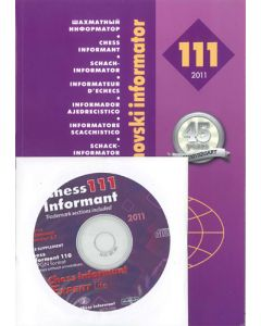 Chess Informant 111 Book + CD: Forty-fifth Anniversary Edition