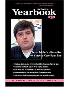 Yearbook 70 hardcover: Peter Svidler's alternative to a macho Caro-Kann line
