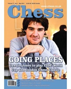 Chess Magazine - May 2012: Going Places