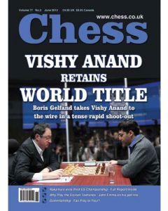 Chess Magazine - June 2012: Vishy Anand Retains World Title