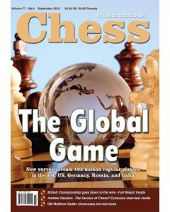 Chess Magazine - September 2012: The Global Game