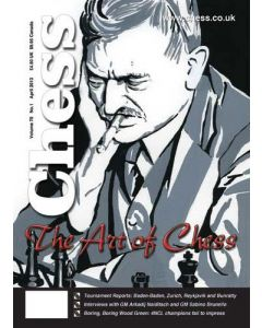 Chess Magazine - April 2013: The Art of Chess