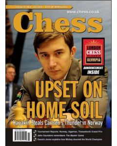 Chess Magazine - July 2013: Karjakin Steals Carlsen's Thunder in Norway