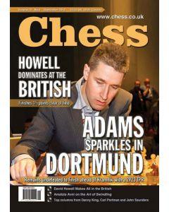 Chess Magazine - September 2013: Adams sparkles in Dortmund!