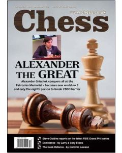 Chess Magazine - December 2014: Alexander The Great!