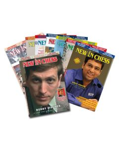 New In Chess 2008 Complete: More than 800 pages of the very best in chess