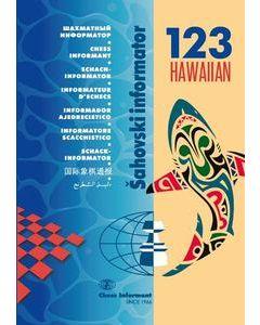 Chess Informant 123 (Book + CD): Hawaiian