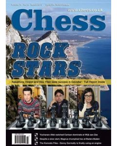 Chess Magazine - March 2015: Nakamura, Howell and Hou Yifan in Gibraltar