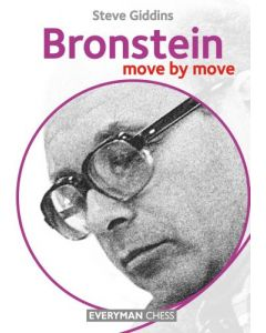 Bronstein: Move by Move: Learn from the Games of a Chess Legend