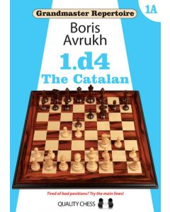 Grandmaster Repertoire 1A - The Catalan: Also covering Bogo-Indian and Benoni Systems