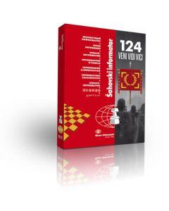 Chess Informant 124 (Book + CD): Veni Vidi Vici