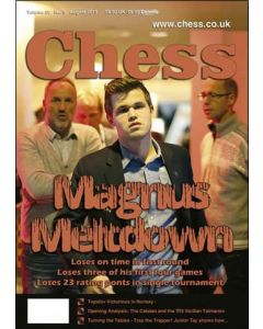 Chess Magazine - August 2015