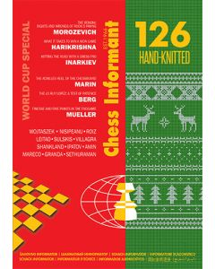 Chess Informant 126 (Book + CD): Enigma