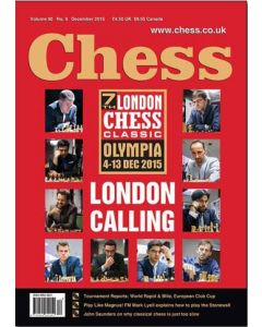 Chess Magazine - December 2015: London Calling