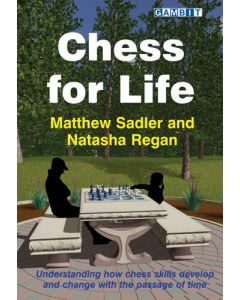 Chess for Life: Understanding how chess skills develop and change with time