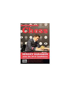 Chess Magazine - May 2016: Karjakin