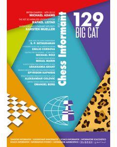Chess Informant 129 (Book + CD): Big Cat
