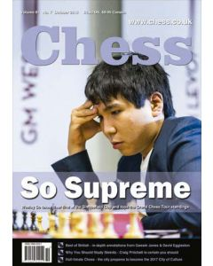 Chess Magazine - October 2016: So Supreme