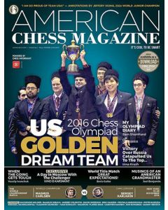 American Chess Magazine no. 1