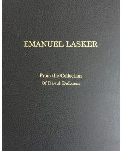 Emanuel Lasker: Limited edition