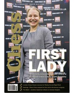 Chess Magazine - February 2017: First Lady