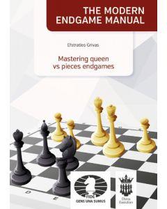 The Modern Endgame Manual: Mastering Queen vs Pieces Endgames: Vol. 4