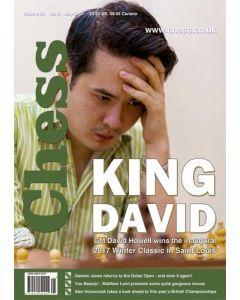 Chess Magazine - May 2017: King David