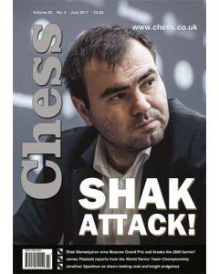 Chess Magazine - July 2017: Shak Attack!