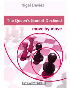 The Queen's Gambit Declined: Move by Move: Essential Guidance and Training in The Queen's Gambit Declined