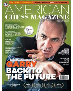 American Chess Magazine no. 4: Issue no. 4