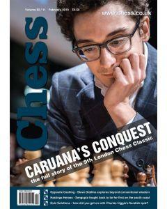 Chess Magazine - February 2018: Caruana's Conquest