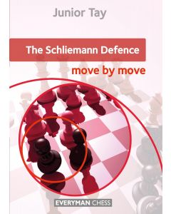 The Schliemann Defence: Move by Move: Essential Guidance and Training in The Schliemann Defence
