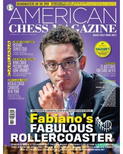 American Chess Magazine no. 6: Where Great Minds Meet