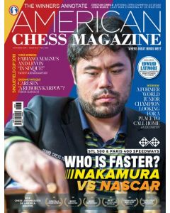 American Chess Magazine no. 8: Who is Faster? Nakamura vs Nascar